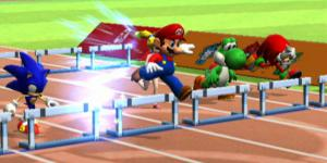 Mario & Sonic at the Olympic Games Banner