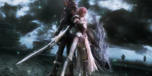 Final Fantasy XIII-2 Banner