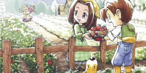 Harvest Moon: Back to Nature Banner