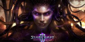 Starcraft II: Heart of the Swarm Banner